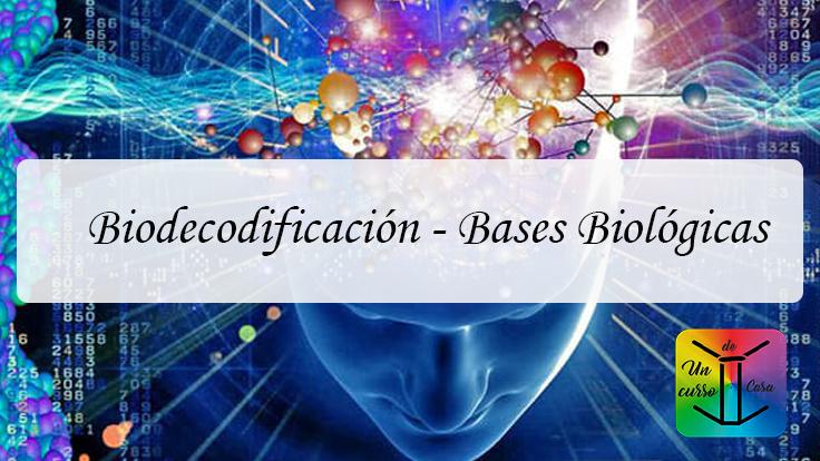 Biodedocificación -  Bases Biológicas